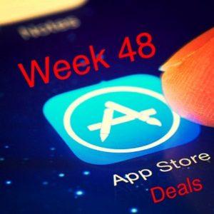 Week 48 App Store Deals