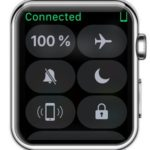 apple watch connected status