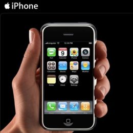 the original iphone promo