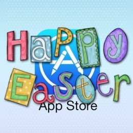 app store easter sale