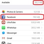 iphone 6 manage storage screen