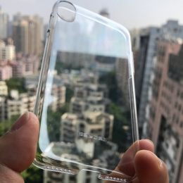 iphone 8 transparent case