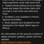 watchos 3.2 full update log