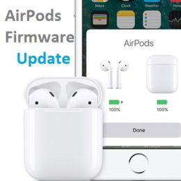 airpods firmware update