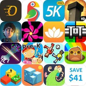 app store apps on sale during week 21