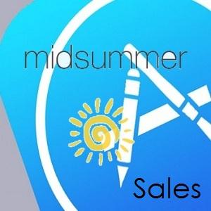 app store midsummer sales