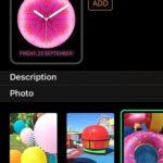 apple watch app kaleidoscope watch face setup