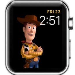apple watch toy story watch face in watchos 4