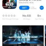 new app store app layout