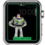 toy story watch face buzz lightyear