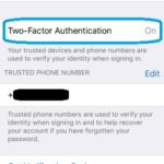 apple id two-factor authentication