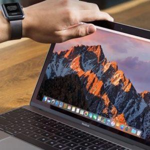 auto unlocking mac with apple watch
