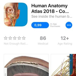 human anatomy atlas 2018 app store sale