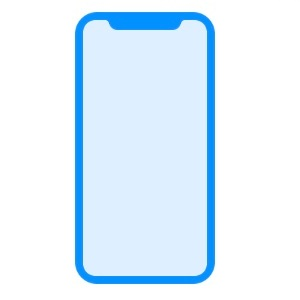 iphone x glyph in HomePod firmware
