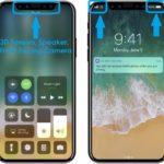 iphone 8 split status bar demo