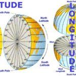 latitude and longitude graph