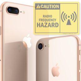 iphone 8 and iphone 8 plus rf exposure