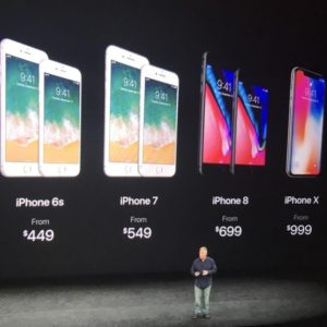 iphone 8 and iphone x pricing starting from