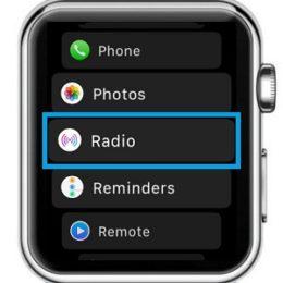 watchos 4.1 radio app for apple watch