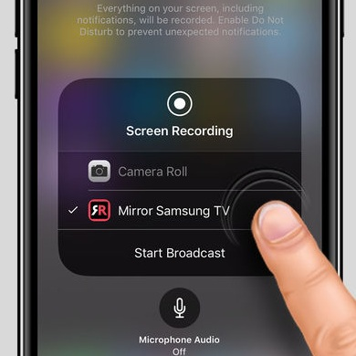 Samsung Tv Without Using An Apple, Can You Mirror Your Iphone To Tv Without Apple