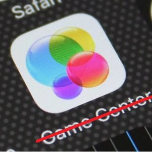 ios game center app discontinued