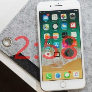iphone 8 with auto-lock problem