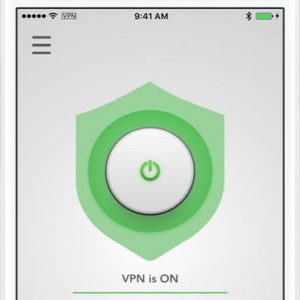 iphone connected to a vpn service