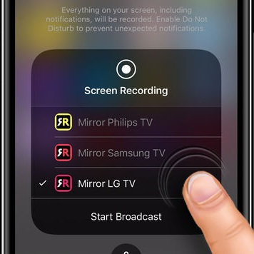 How To Mirror Iphone Any Smart Tv, Can You Mirror Your Iphone To Tv Without Apple