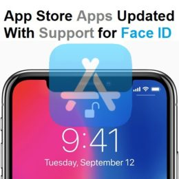 app store apps with support for face id