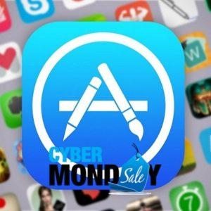 App Store Cyber Monday deals.