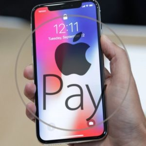 apple pay and iphone x