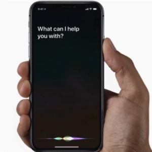 how to ask siri a question on iphone x