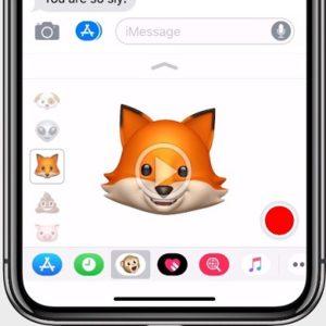 iphone x animoji demo