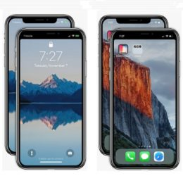 iphone x notch remover screenshots