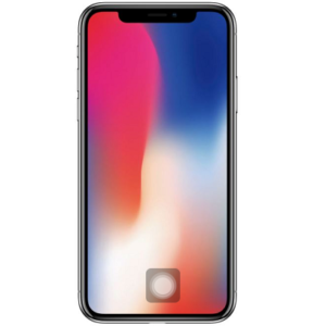 iphone x with home button