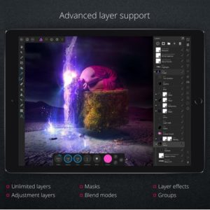affinity photo app screenshot
