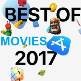 Best iTunes movies of 2017.