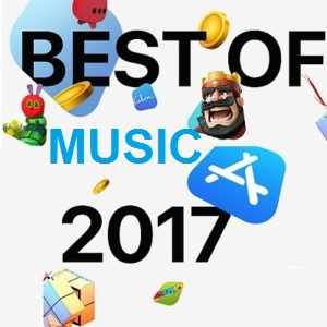 Best iTunes Songs and Albums of 2017