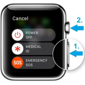 how to troubleshoot unresponsive Apple watch