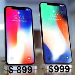 second generation iphone x plus pricing