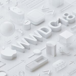 WWDC 2018 artwork.