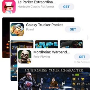 3 App Store games gone FREE.