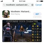 mordheim warband skirmish app store
