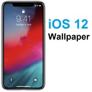 iphone x ios 12 wallpaper