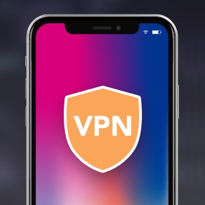iPhone X VPN