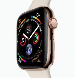 apple watch series 4 render by apple