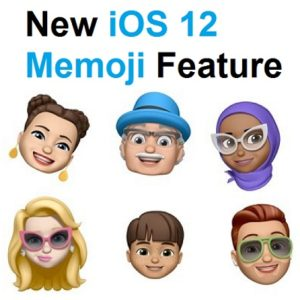 ios 12 memoji examples