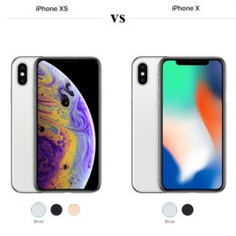 iphone xs vs iphone x