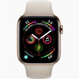 Apple Watch Series 4 Infograph Watch Face.