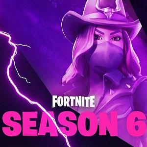 Fortnite for iOS Season 6